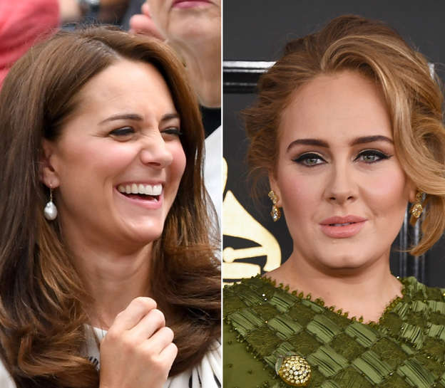 d0e58c5fe5 Are Kate Middleton and Adele now sharing the same stylist