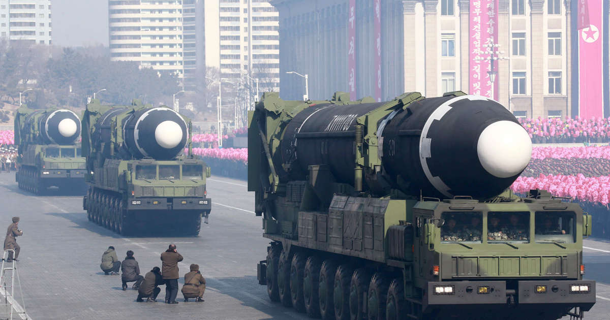 U.S. spy agencies: North Korea is working on new missiles
