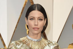 Jessica Biel - provided by AP