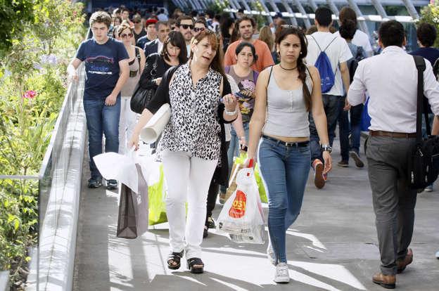 3c4bfe6f341a Estos son los 10 mejores outlets de Santiago
