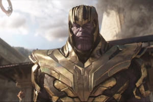 Avengers infinity war directors commentary thanos plan plot hole double universe resources