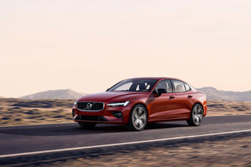2019 Volvo S60 Specs And Features Msn Autos