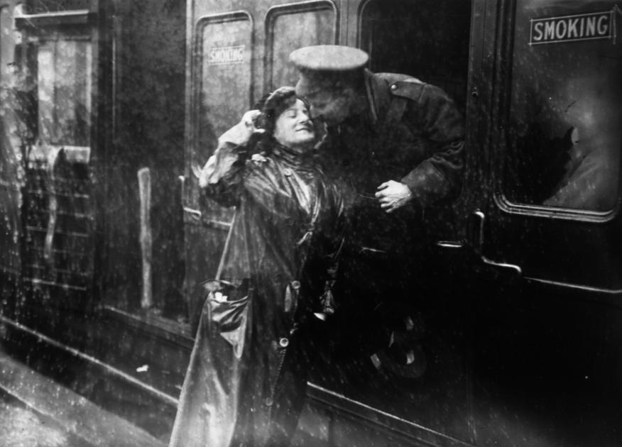 Iconic photographs of World War I