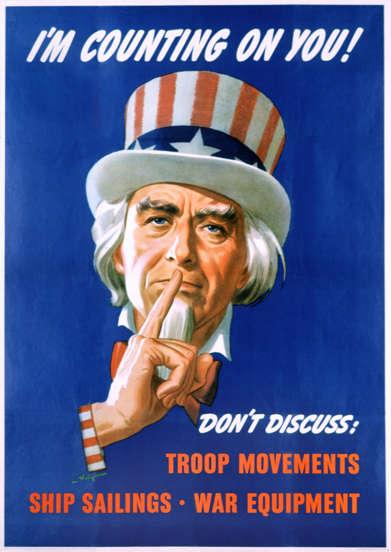 Propagandowe Plakaty Z Ii Wojny światowej