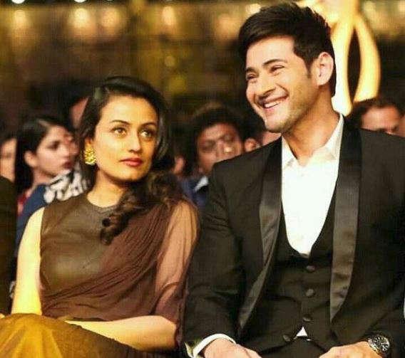 Mahesh babu dating with sonakshi