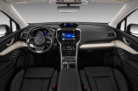 2019 Subaru Ascent Premium 7 Passenger Interior Photos Msn Autos