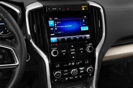 2019 Subaru Ascent Touring Photos and Videos - MSN Autos