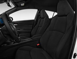 2019 Toyota C Hr Le Interior Photos Msn Autos