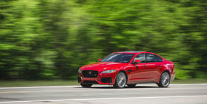 Safety and Driver Assistance: From airbag count and location to crash-test results and available active-safety systems such as automated emergency braking, see how the XF stacks up.