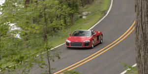 Safety and Driver Assistance: Supercars are rarely examined by our nation's safety agencies, and the Audi R8 offers very few active-safety features.
