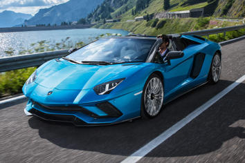 2018 Lamborghini Aventador S Coupe Interior Features Msn Autos