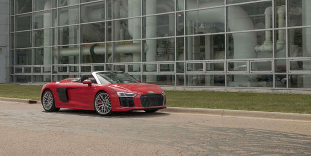 2018 Audi R8 Video Overview Interior Infotainment Cargo Space