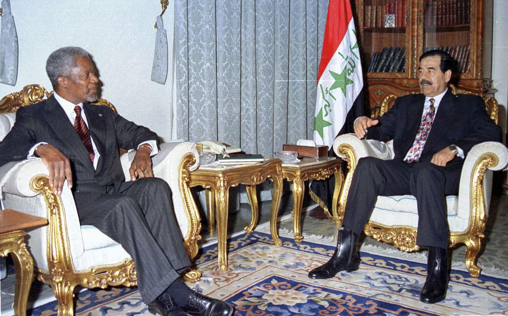 Memorable photos of Kofi Annan