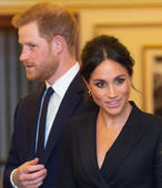 Meghan Markle gives her first major 'sit down' interview since joining the Royal family for a high profile documentary series on the Queen