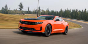 Track-Tuned Chevy Camaro Turbo 1LE Pays Big Rewards for Small Money: The 1LE Track Performance package makes the four-cylinder Camaro trackworthy like its pricier V-6 and V-8 stablemates.