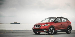 Interior and Passenger Space: Its interior styling is less trendy than the Nissan Kicks's exterior design, but it's well-built, looks grown-up, and is ergonomically friendly.
