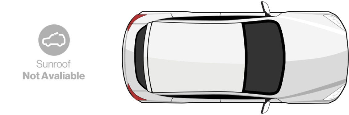 a drawing of a car: Exterior Design and Dimensions