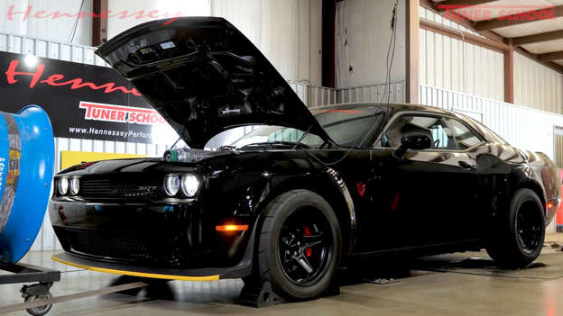 Hennessey Demon Produces 1,013 HP And 954 LB-FT At The Wheels