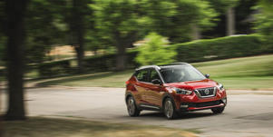 Performance and Driving Impressions: As an SUV, the Nissan Kicks's driving dynamics are satisfactory: The ride is smooth, potholes are damped out nicely, and the steering is light and direct.
