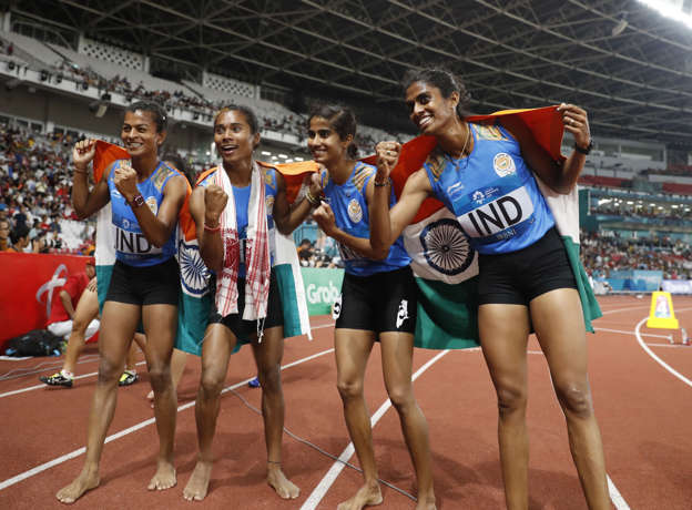 Asian Games 2018 Day 12 Gold Rush Continues As India