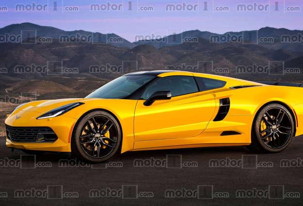 Mid-Engined Corvette dc3026c95