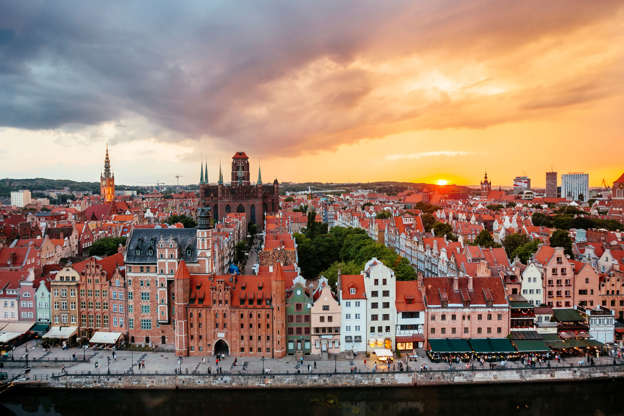 幻灯片 14 - 1: Gdansk, Pomeranian Voievodship, Poland