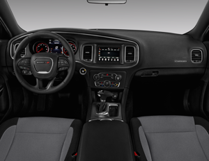 2017 Dodge Charger Sxt Awd Interior