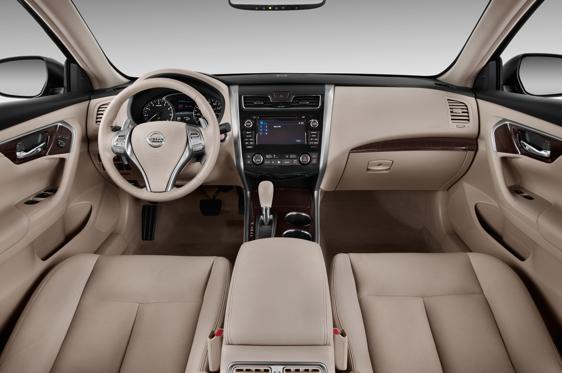 2015 Nissan Altima 25 S Interior Photos Msn Autos