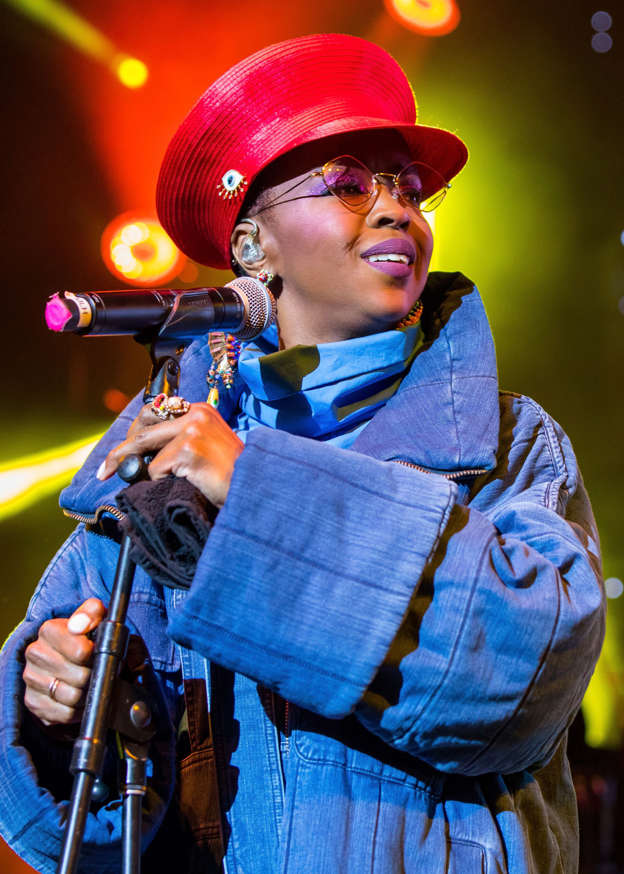 Ms Lauryn Hill is finally coming to South Africa and we have all ...