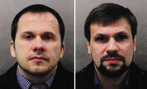 The CPS has issued European Arrest Warrants for the extradition of the two Russian Nationals in connection with the Novichok poisoning attack on Sergei Skripal and his daughter Yulia in March.