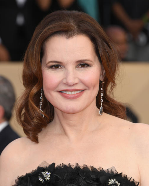 Geena Davis And Her Husband Of 17 Years Were Never Legally Married