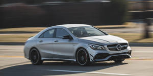 Vehicular Viagra: 2018 Mercedes-AMG CLA45 Tested in Depth: The Mercedes-AMG CLA45 proves performance is more impressive than size.