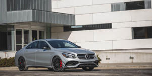 Exterior Design and Dimensions: While its design is more brash than beautiful, the extroverted Mercedes-AMG CLA45 definitely draws attention.