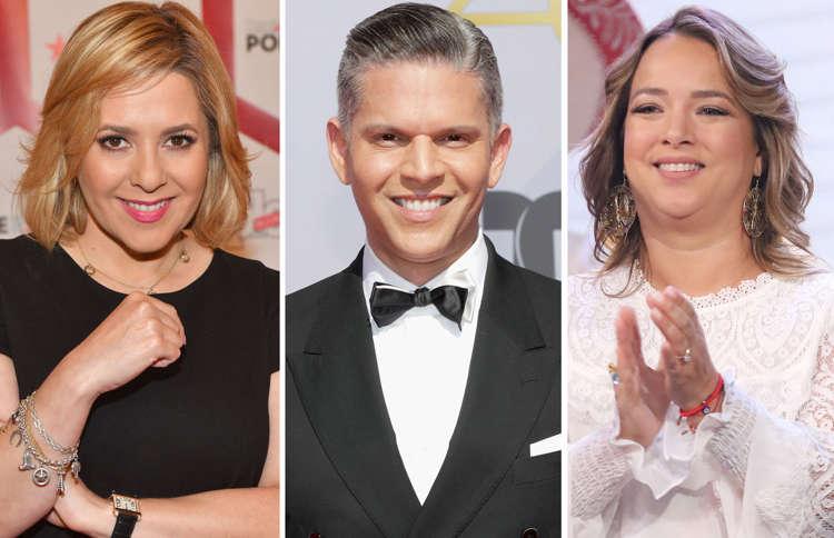 Los presentadores que saltaron de Univision a Telemundo y