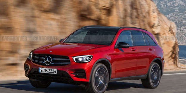 2020 Mercedes-Benz GLC: Update, Changes, More Power, Release >> The 2020 Mercedes Benz Glc Is Slated To Get More Power And A New Nose