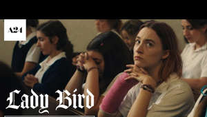 SUBSCRIBE: http://bit.ly/A24subscribe  From writer/director Greta Gerwig and starring Saoirse Ronan, Laurie Metcalf, Tracy Letts, Lucas Hedges, Timothée Chalamet, Beanie Feldstein, Stephen McKinley Henderson, and Lois Smith. LADY BIRD – Now playing in select theaters.  RELEASE DATE: November 3, 2017 DIRECTOR: Greta Gerwig CAST: Saoirse Ronan, Laurie Metcalf, and Tracy Letts  Visit Lady Bird WEBSITE: http://bit.ly/LadyBirdMovie Like Lady Bird on FACEBOOK: http://bit.ly/LadyBirdFB Follow Lady Bird on TWITTER: http://bit.ly/LadyBirdTW Follow Lady Bird on INSTAGRAM: http://bit.ly/LadyBirdIG  ------  NOW AVAILABLE FOR RENT OR PURCHASE!   Rent or buy it on iTUNES: http://bit.ly/LadyBirdMovie_iTunes Rent or buy it on AMAZON: http://bit.ly/LadyBird_Amazon Rent or buy it on YouTube: http://bit.ly/LadyBird_YouTube  ABOUT A24: Official channel for A24, the people behind Moonlight, The Lobster, The Witch, Ex Machina, Amy, Spring Breakers & more  Coming Soon: A Prayer Before Dawn, Lean on Pete, Slice  Subscribe to A24's NEWSLETTER:  http://bit.ly/A24signup Visit A24 WEBSITE: http://bit.ly/A24filmsdotcom Like A24 on FACEBOOK: http://bit.ly/FBA24 Follow A24 on TWITTER: http://bit.ly/TweetA24 Follow A24 on INSTAGRAM: http://bit.ly/InstaA24