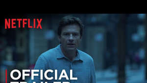 a man holding a sign: Ozark: Their Last Resort. The Byrdes, husband and wife Marty (Jason Bateman) and Wendy (Laura Linney), their teenage kids Charlotte (Sofia Hublitz) and Jonah (Skylar Gaertner) -- are for all intents and purposes an ordinary family. Ordinary save for Marty's job: The top money launderer for the second largest drug cartel in Mexico. Now streaming, only on Netflix.   Watch Ozark on Netflix: https://www.netflix.com/title/80117552  #Netflix #Ozark #JasonBateman  SUBSCRIBE: http://bit.ly/29qBUt7  About Netflix: Netflix is the world's leading internet entertainment service with 130 million memberships in over 190 countries enjoying TV series, documentaries and feature films across a wide variety of genres and languages. Members can watch as much as they want, anytime, anywhere, on any internet-connected screen. Members can play, pause and resume watching, all without commercials or commitments.  Connect with Netflix Online: Visit Netflix WEBSITE: http://nflx.it/29BcWb5 Like Netflix on FACEBOOK: http://bit.ly/29kkAtN Follow Netflix on TWITTER: http://bit.ly/29gswqd Follow Netflix on INSTAGRAM: http://bit.ly/29oO4UP Follow Netflix on TUMBLR: http://bit.ly/29kkemT  Ozark | Official Trailer [HD] | Netflix http://youtube.com/netflix