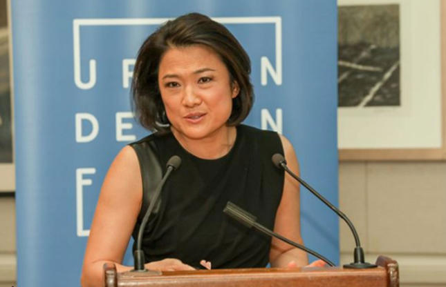 Slide 20 of 67: Chinese billionaire businesswoman Zhang Xin has an estimated worth of $3.6 billion (A?2.8bn) and has been called the a??woman who built Beijinga?? due to her groundbreaking career in property. But nothing was handed to Xin on a plate.