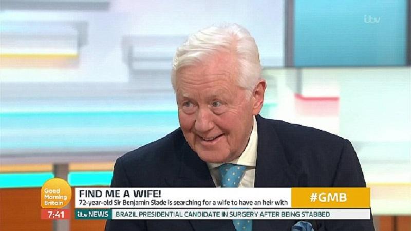 Millionaire seeking wife