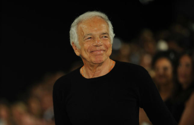 Slide 35 of 67: Fashion designer Ralph Lauren has an estimated wealth of $6.2 billion (A?4.9bn) and comes in at number 281 on the Forbes Billionaires List of 2018, making him one of the richest clothing moguls on the planet. But the founder of the preppy all-American clothing empire grew up in less-than-comfortable surroundings.