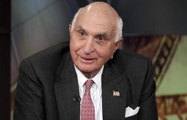 Slide 23 of 67: Self-made investor Ken Langone is now worth $3.6 billion (A?2.8bn). Langone is a philanthropist and in 1999 donated $10 million (A?7.7m) to NYU's part-time MBA program and $200 million (A?155m) to the university's medical center in 2008. However, the 82-year-old has not forgotten his humble beginnings and still phones his electricity provider if he needs to challenge his bill.