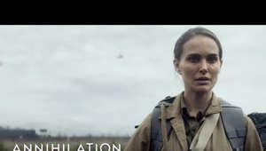 Watch the official trailer for #Annihilation starring Natalie Portman, Jennifer Jason Leigh, Gina Rodriguez, Tessa Thompson, Tuva Novotny, and Oscar Isaac. In theatres 2.23.18. #WhatsInside  #Annihilation #AnnihilationMovie      Facebook: https://facebook.com/annihilationmovie Instagram: https://www.instagram.com/annihilationmovie Twitter: https://twitter.com/annihilationmov URL: http://www.annihilationmovie.com Hashtag: #Annihilation  Based on Jeff VanderMeer's best-selling Southern Reach Trilogy, Annihilation stars Natalie Portman, Jennifer Jason Leigh, Gina Rodriguez, Tessa Thompson, Tuva Novotny and Oscar Isaac. It was written and directed by Alex Garland (Ex Machina, 28 Days Later).   Paramount Pictures Corporation (PPC), a major global producer and distributor of filmed entertainment, is a unit of Viacom (NASDAQ: VIAB, VIA), home to premier global media brands that create compelling television programs, motion pictures, short-form content, apps, games, consumer products, social media experiences, and other entertainment content for audiences in more than 180 countries.   Connect with Paramount Pictures Online:   Official Site: http://www.paramount.com/ Facebook: https://www.facebook.com/Paramount Instagram: http://www.instagram.com/ParamountPics Twitter: https://twitter.com/paramountpics YouTube: https://www.youtube.com/user/Paramount