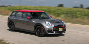 Fuel Economy and Driving Range: The Mini Cooper Clubman JCW is heavy, but its real-world fuel economy exceeded expectations.