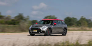 Performance and Driving Impressions: Although the Mini Cooper Clubman JCW is an agile dancer, it's not as engaging or exciting as most rivals.