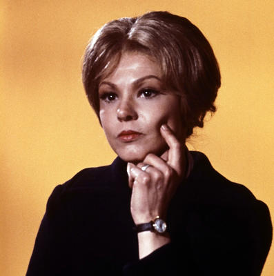 Actress Barbara Harris poses for a portrait in circa 1976. (Photo by Michael Ochs Archives/Getty Images)