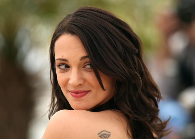 Asia Argento At The Palais De Festival During The 62nd Cannes Film Festival France