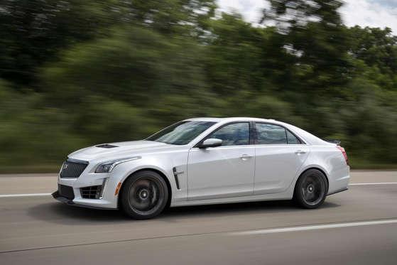 2019 Cadillac Cts V Sedan Photos And Videos Msn Autos