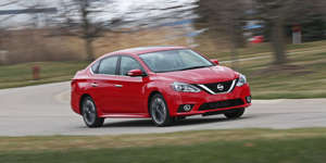 2018 Nissan Sentra: An Econobox Stuck in a Box: The Nissan Sentra is like Cream of Wheat. By itself, it's unexciting and elemental in form, but it gets the job done.