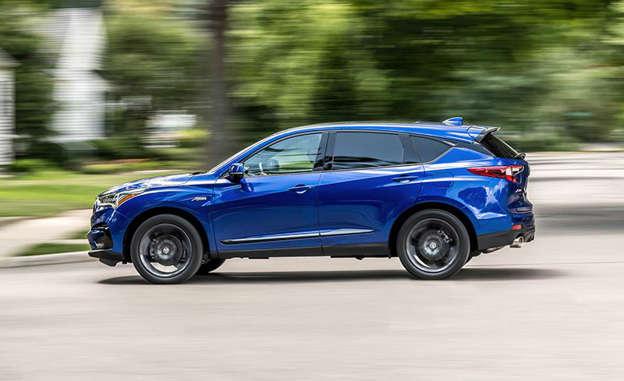 2019 Acura RDX A-Spec Delivers B-Spec Performance