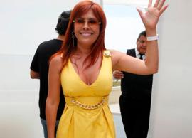 4b24405f895a Continúa la guerra mediática entre Magaly Medina y Sheyla Rojas. Ahora la  popular  Urraca  arremetió contra la exguerrera y no se contuvo para opinar  lo que ...